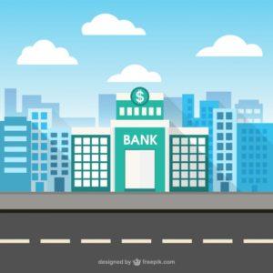 billede af bankskifte